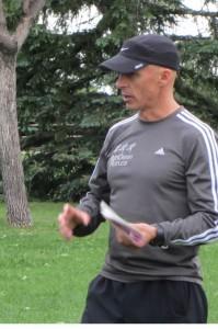 Coach Dean Johnson
